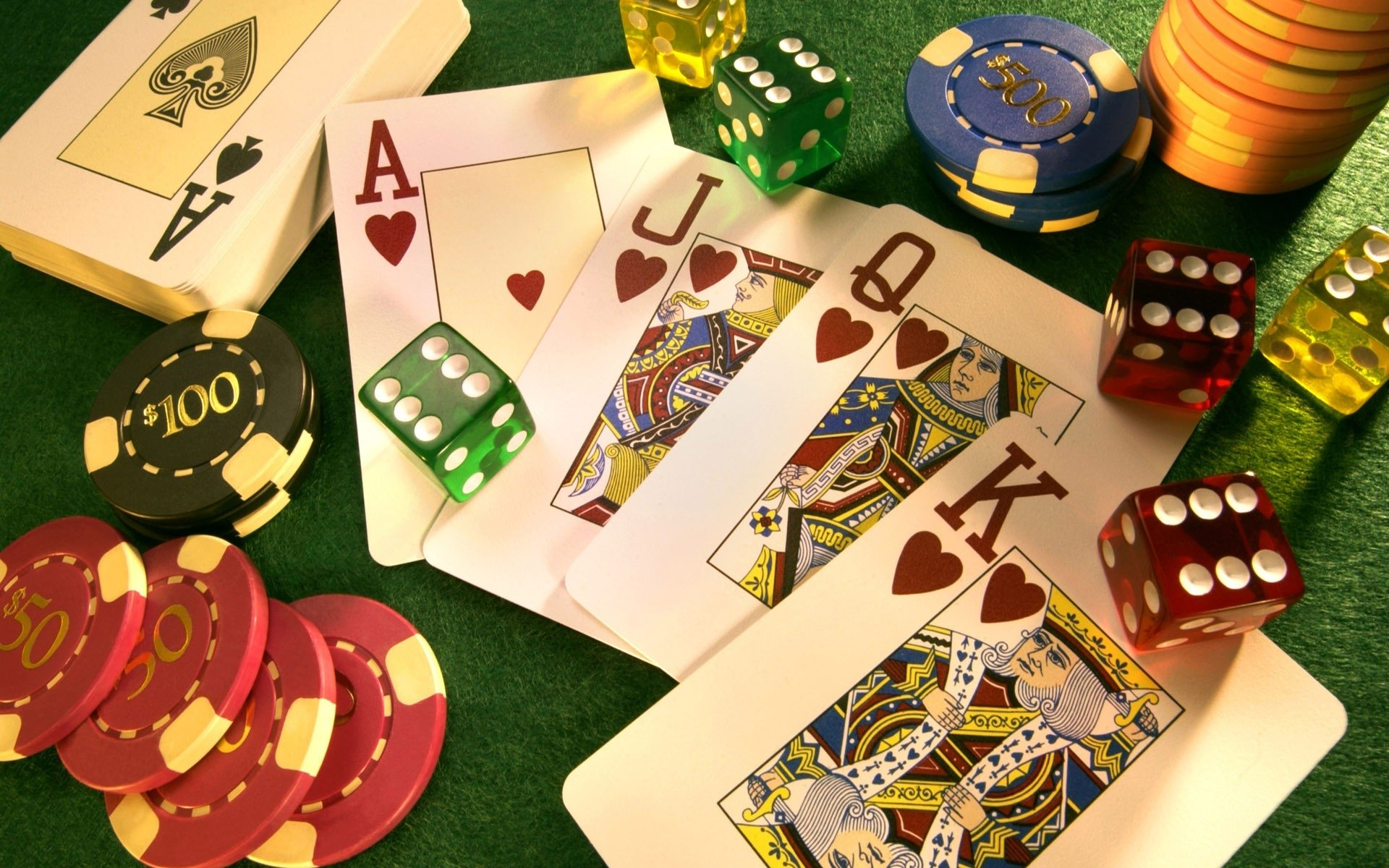 Much Less More With Online Casino