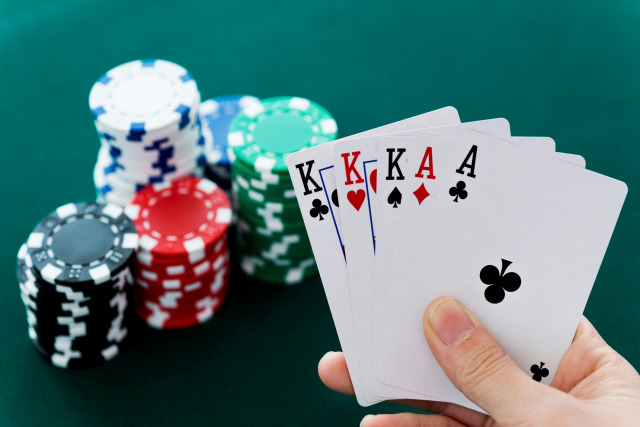 Nine Warning Signs Of Your Gambling Demise